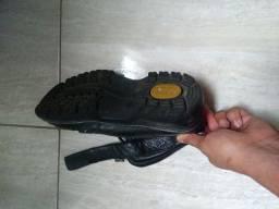 Bota para motoqueiro
