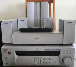 Home Theater Sony STR - DE 475