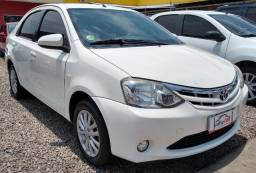 Toyota Etios Sedan 2014/2014 XLS Motor 1.5 flex