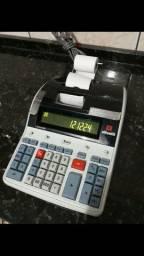 Calculadora Olivetti modelo logos 802b.