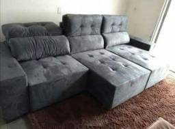 Sofa retratil/reclinavel 3 metros