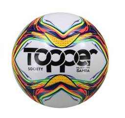 Bola Topper Society Samba Pro
