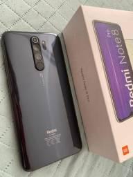 Xiaomi note 8 pro novo na caixa