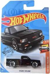 Picapes Hot Wheels