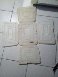 Placas de resfriamento de carrinho de sorvete e picolé