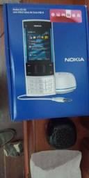 Caixa do Nokia x3 + caixa de som nokia
