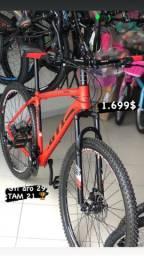 Bicicletas Aro 29 em até 12x no Cartão