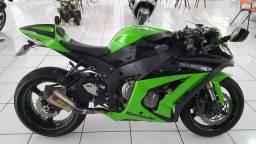 Kawasaki ZX 10 ABS 2012 Impecável - Leia Descrição