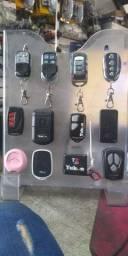 Controles para portões eletrônicos  variados