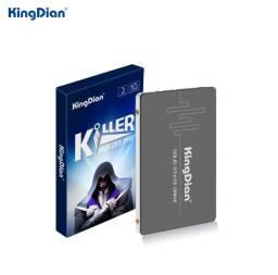 SSD 240GB. Kingdian. Novo. Aceito cartão, instalo