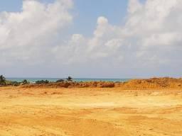 Terreno paripueira com.vista para mar