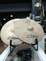 "Hi Hat Zildjian A Custom 14"" New Beat."