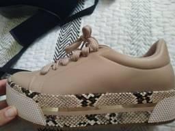 Calçados a venda