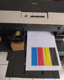 Impressora Epson T1110 A3 com a cabeça de impressão nova
