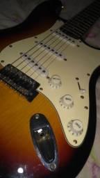 Barbada guitarra memphis nova