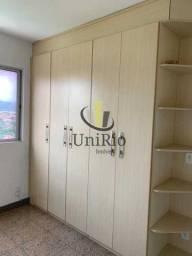 Cod: FRAP20848 - Apartamento 56m² com 2 quartos - Pechincha - RJ