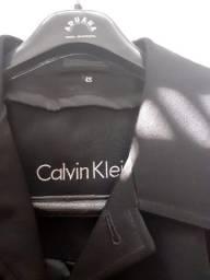 Sobretudo Calvin Klein tamanho 42 igual a novo