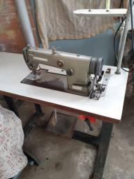 Máquina costura industrial costura reta