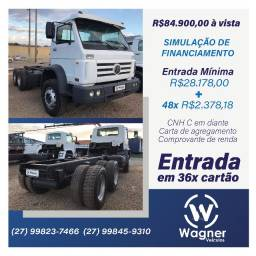 Vw 17-210 Truck Cummins Wagner Veículos