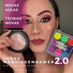 Curso de maquiagem 2.0
