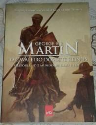 O Cavaleiro dos Sete Reinos - Histórias do Mundo de Gelo e Fogo - Usado