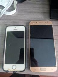 *LEIA* iPhone SE 2016 E SAMSUNG J5 PRO *LEIA*
