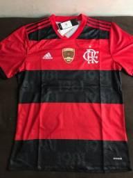 Camisa Flamengo com nome MATHEUS