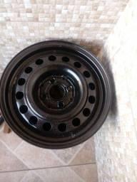 Jogo 4 rodas ferro bolinha