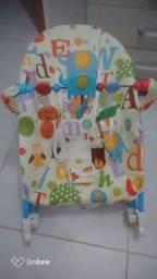 Cadeira de Descanso Letrinhas - Baby Style