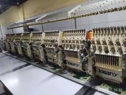 Máquina bordado industrial