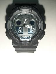 G-SHOCK GA100 SEMINOVO