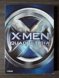 2 super box - QUADRILOGIA X-MEN + TRILOGIA BOURNE