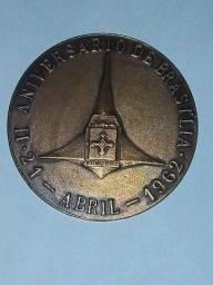 Medalha do segundo aniversário de Brasília