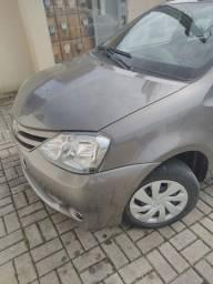 Etios XS Sedan Automático