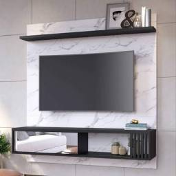 Título do anúncio: Painel tv com espelho e bancada