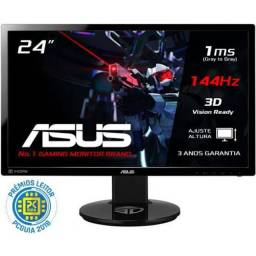 """Monitor Asus 24"""" 144hz + 1ms"""