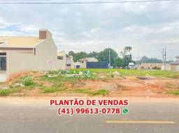 Terrenos no Gralha Azul, Fazenda Rio Grande - Entrada 3.000 + Saldo em até 300x