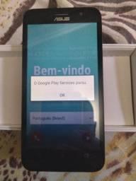 Asus Zen Fone Go muito conservado sem arranhões - Defeito no software