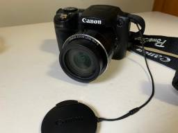 Máquina fotografica Canon SX510 HS preta