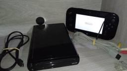 Nintendo Wii U Deluxe Acessórios e Jogos