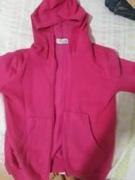 Blusa de frio rosa