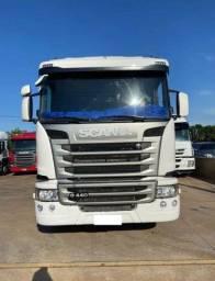Scania 124 G440 (2014) (Crédito Veicular)