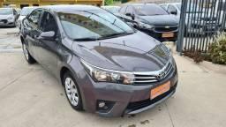 Toyota corolla gli 1.8 completo muito novo raridade financio sem entrada