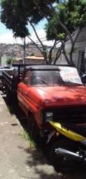 Caminhão f 4000 ano 77 diesel