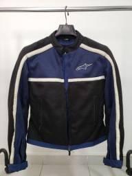 Jaqueta de Moto Alpinestars Breeze Air Flo Stella Feminina