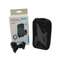 Suporte de Celular USB á prova d?agua para Moto/Bicicleta IT-BLUE