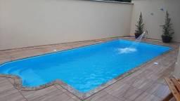 RM - piscina de fibra 7 metros imperdível!!