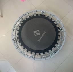 Cama elástica mini jump profissional 150kg