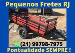 Pequenos Fretes Rio de Janeiro Centro Zona Sul Barra Recreio botafogo Ipanema Copacabana