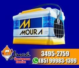 Tenha a bateria Moura com a qualidade de uma boa bateria !!!!!